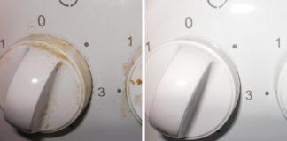 Как легко очистить ручки плиты средством из аптечки