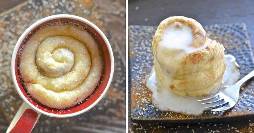 Как приготовить десерт за минуту без сметаны, яиц и масла