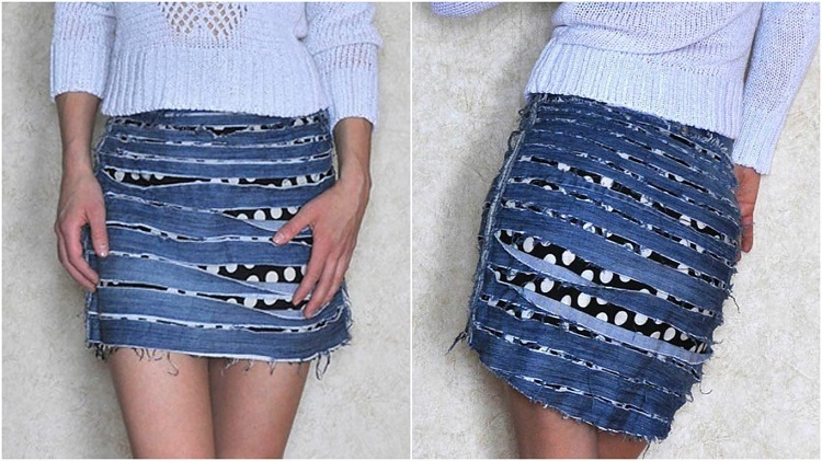 Зачем искать старые джинсы-варенки весной