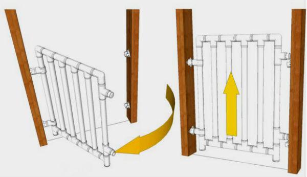 Тридцать две идеи использовать ПВХ-трубы