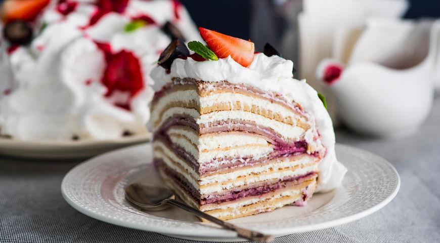 Блинные торты на Масленицу