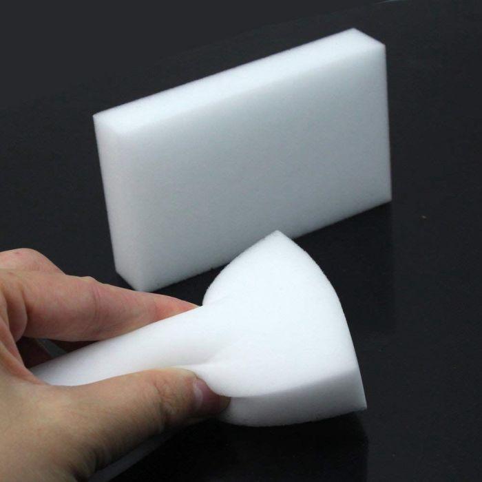 9 хитростей с меламиновой губкой, которые заставят дом блестеть от чистоты