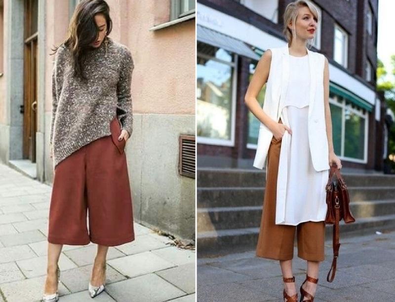 Почему модные брюки должны быть широкими