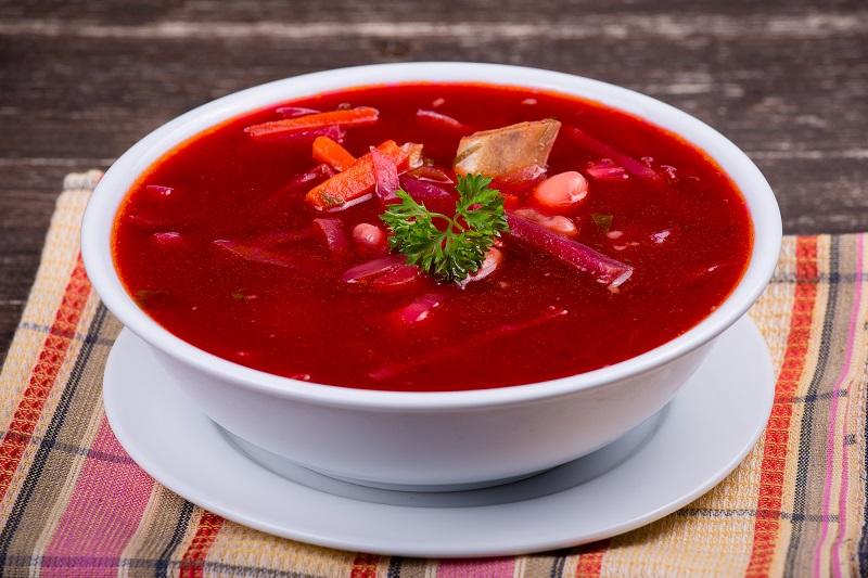Семь супов, чтобы расцвести как подснежник весной