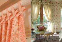 35 способов украсить окно шторами