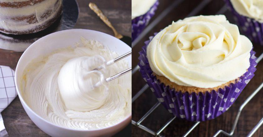 Как приготовить универсальный кондитерский крем для тортов и пирожных