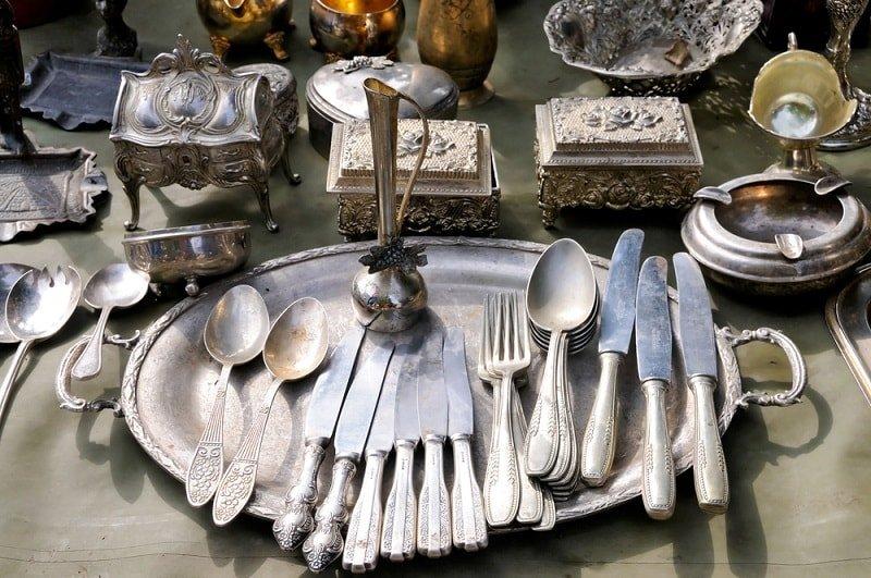 Список дорогостоящих вещей из бабушкиного дома