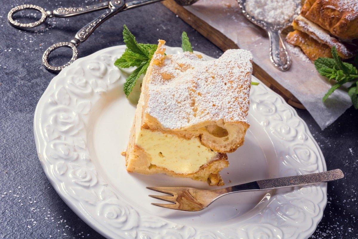 Мастерство приготовления торта «Карпатка» по польскому рецепту