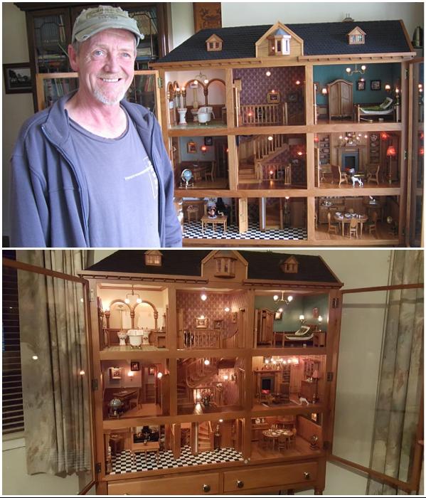 Новозеландский пенсионер в считанные часы прославился на весь мир: причиной стала мебель