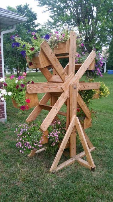 10 идей для обустройства дачи, чтобы соседи заглядывали через забор