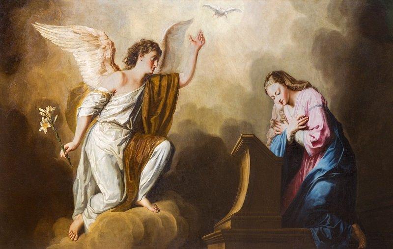 Молитва архангелу Гавриилу о спасении