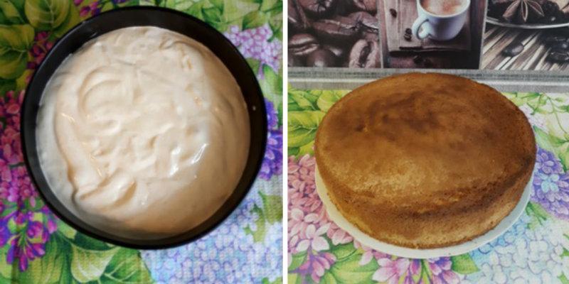 Рецепт домашнего бисквитного торта: ягодный взрыв со вкусом маскарпоне