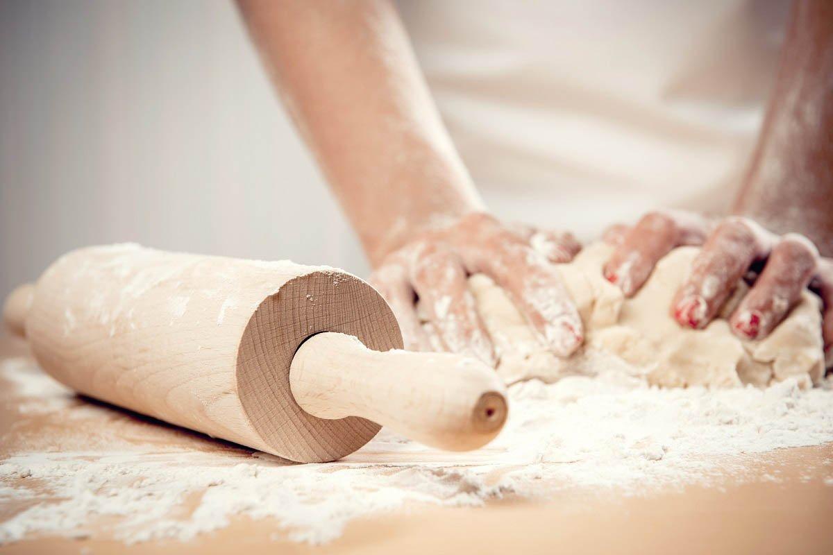 Слоеное тесто и как приготовить его без масла и яиц