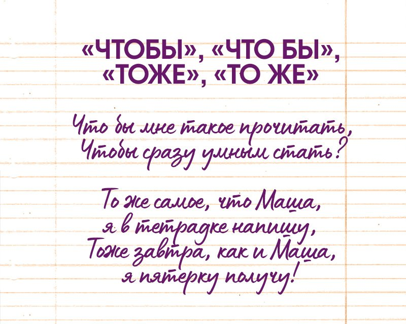 Как быстро запомнить правила русского языка