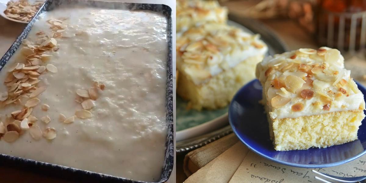 Как приготовить фантастически вкусный арабский молочный пирог