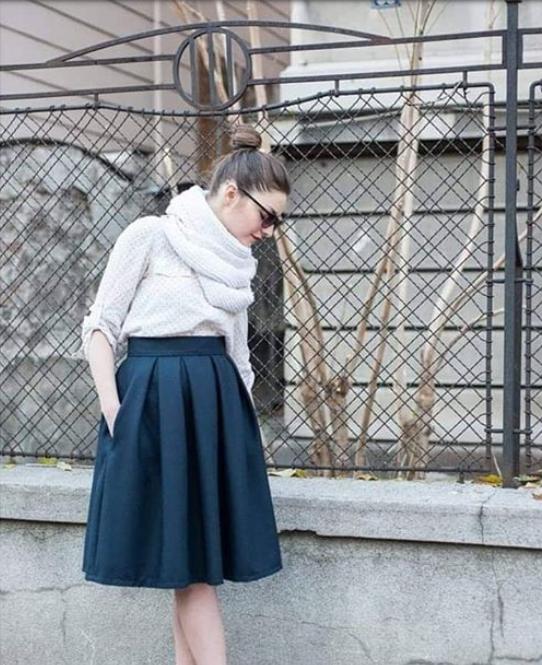 Какие юбки пора выбрасывать без сожалений
