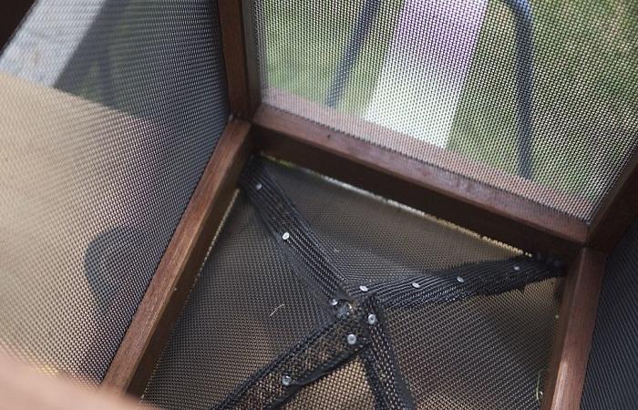 Дачник изготовил нехитрую мухоловку, в которую за неделю попалось больше 2 кг мух
