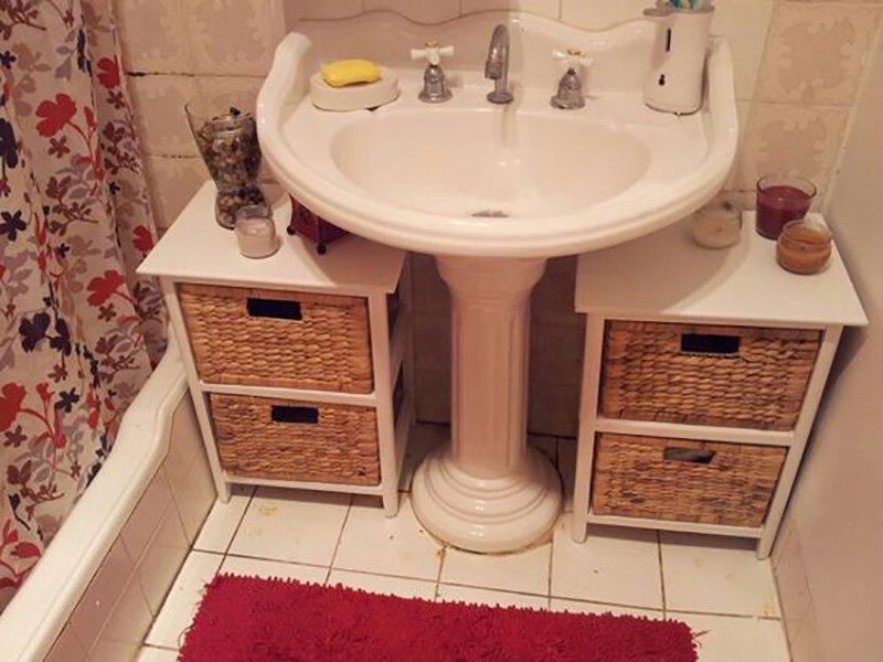 Как переплюнуть дизайнера и организовать ванную с блеском
