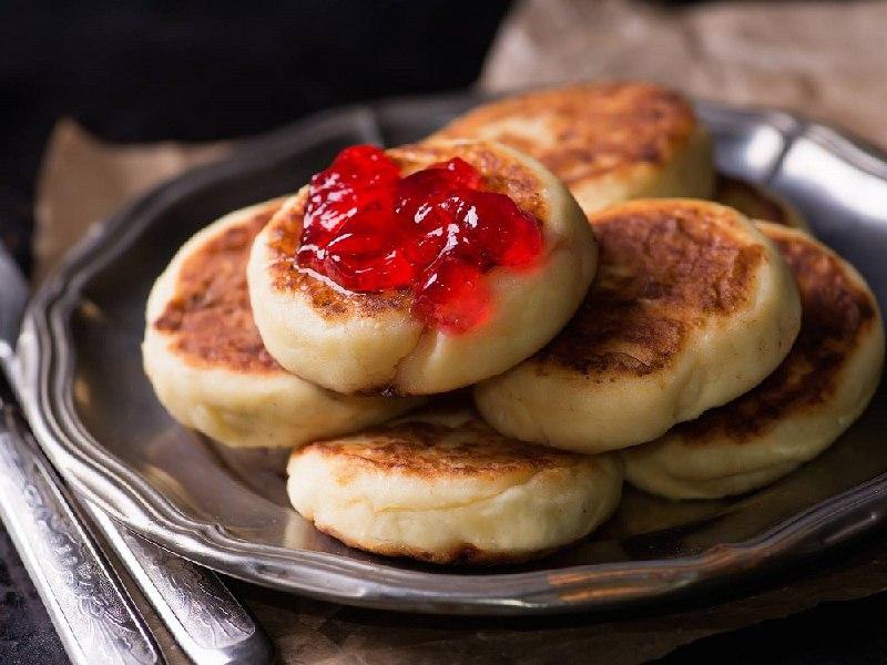 6 десертов из горсти творога: вкуснейшие сырники и не только!