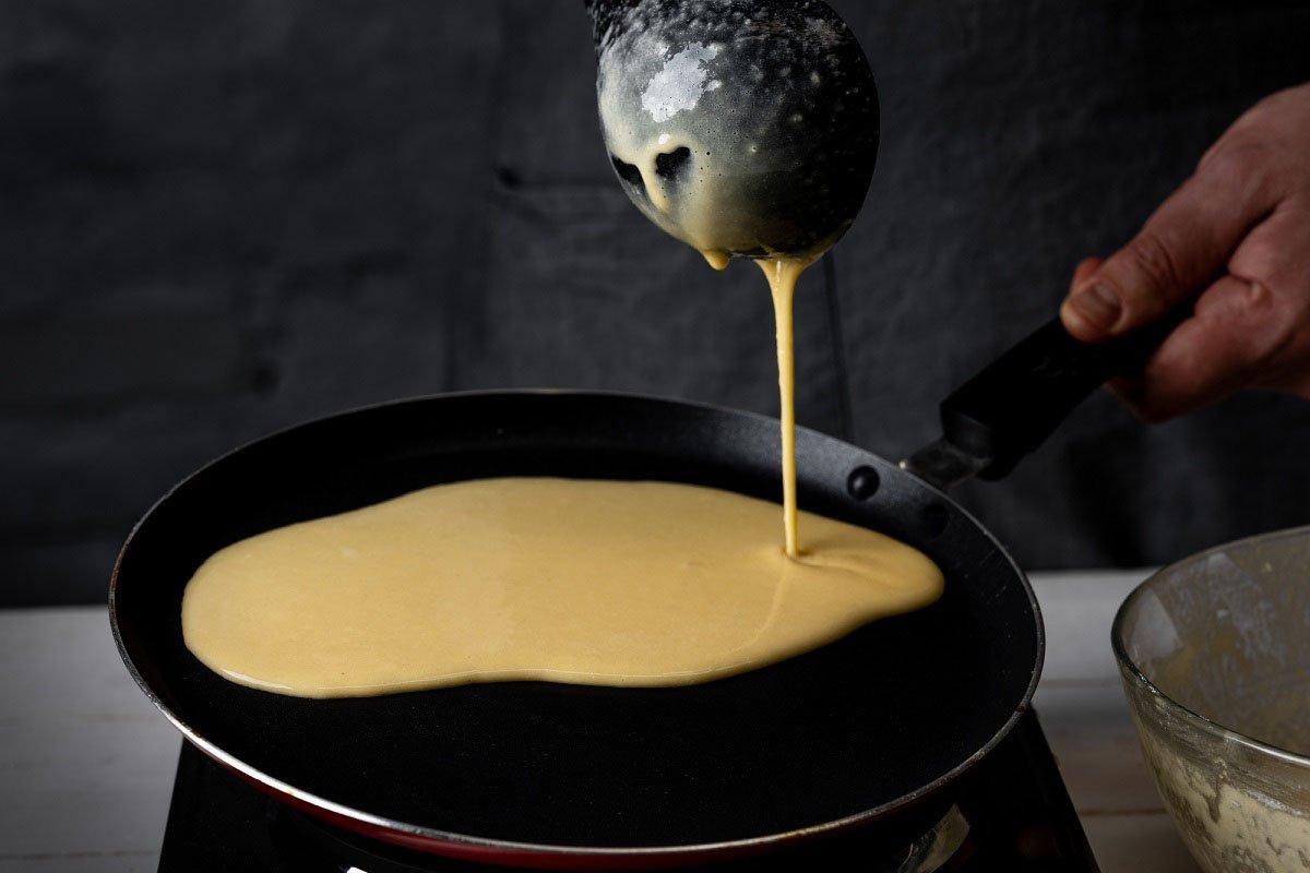 Мастерство приготовления вафельных трубочек на сковороде