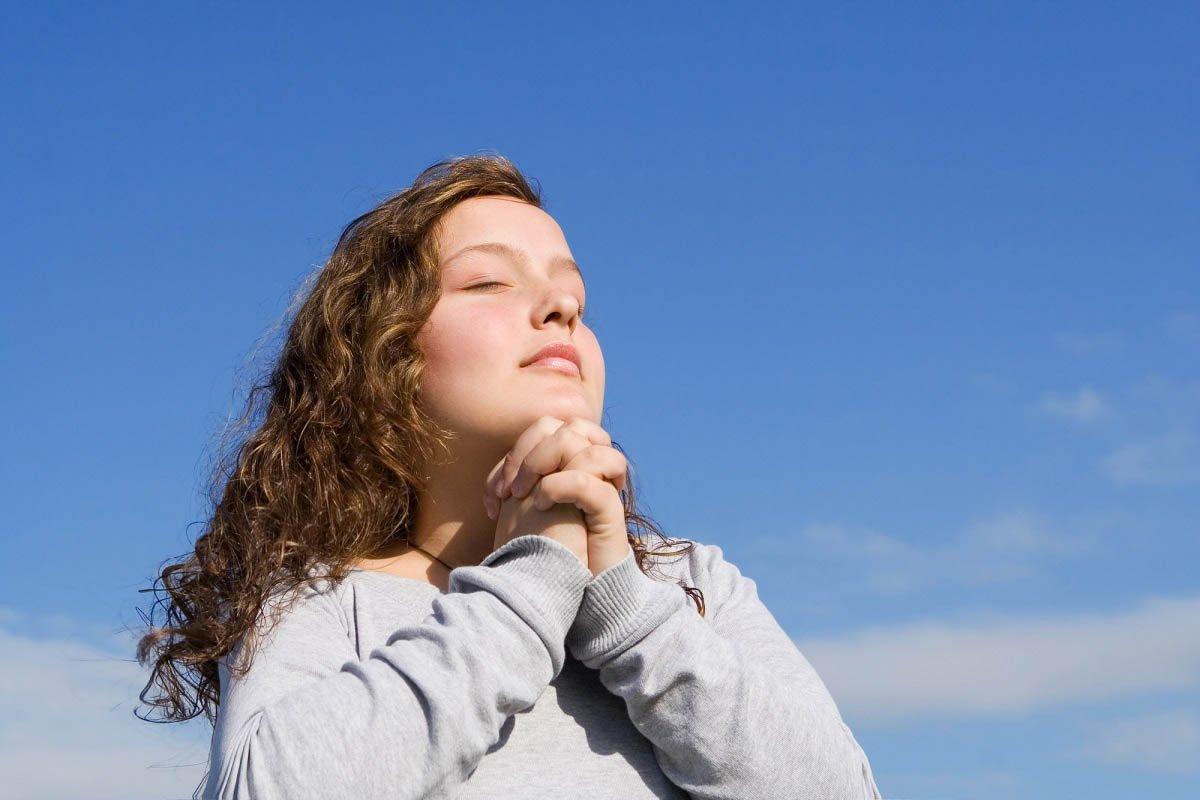 Молитва от уныния, страха и тревоги в тяжелые времена