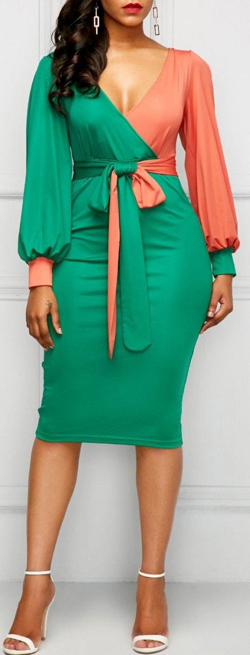 23 элегантных платья для обладательниц пышных форм