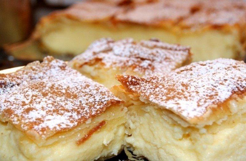 Рецепт греческого пирога бугацу