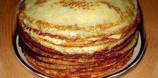 Вкуснейшие тонкие блинчики на молоке: подробная инструкция приготовления