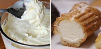 Эклеры с этой начинкой заняли первое место по количеству любителей легендарного десерта...