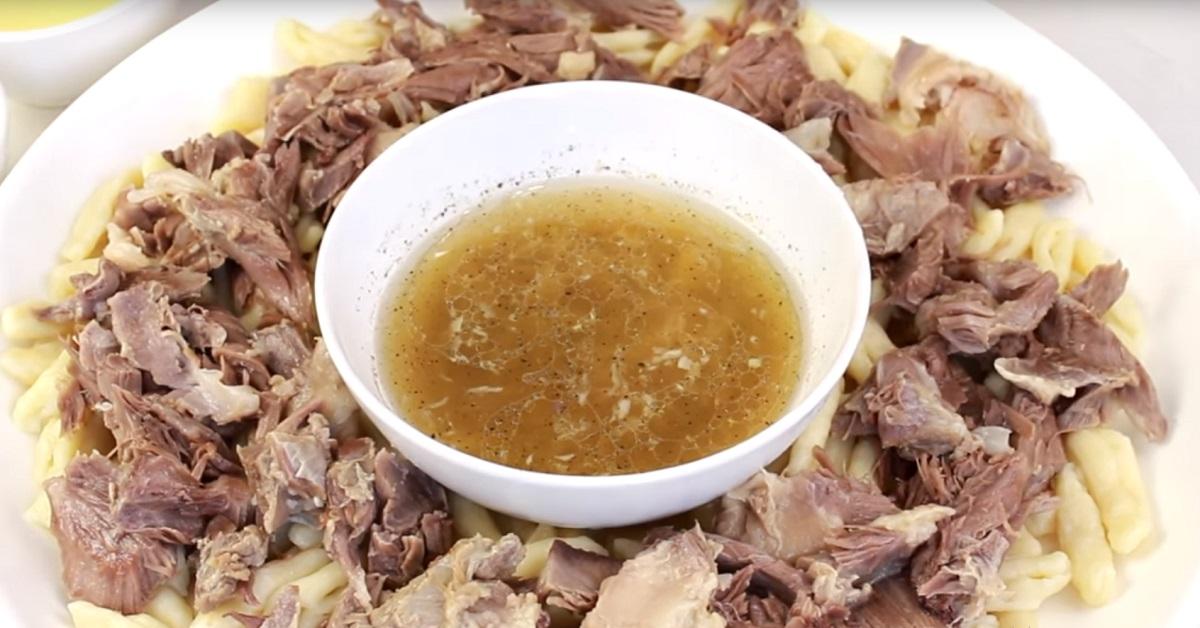5 национальных блюд чеченской кухни: сытные закуски, ароматные специи и много мяса