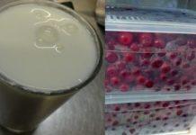 Что приготовить из замороженных вишен и стакана кефира