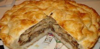 Почему узбекский курник называют царем пирогов