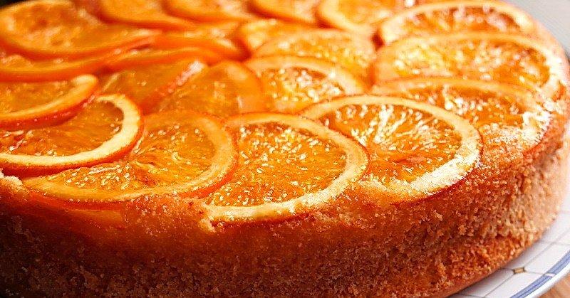 Рецепт пирога из кафе в солнечном Портофино