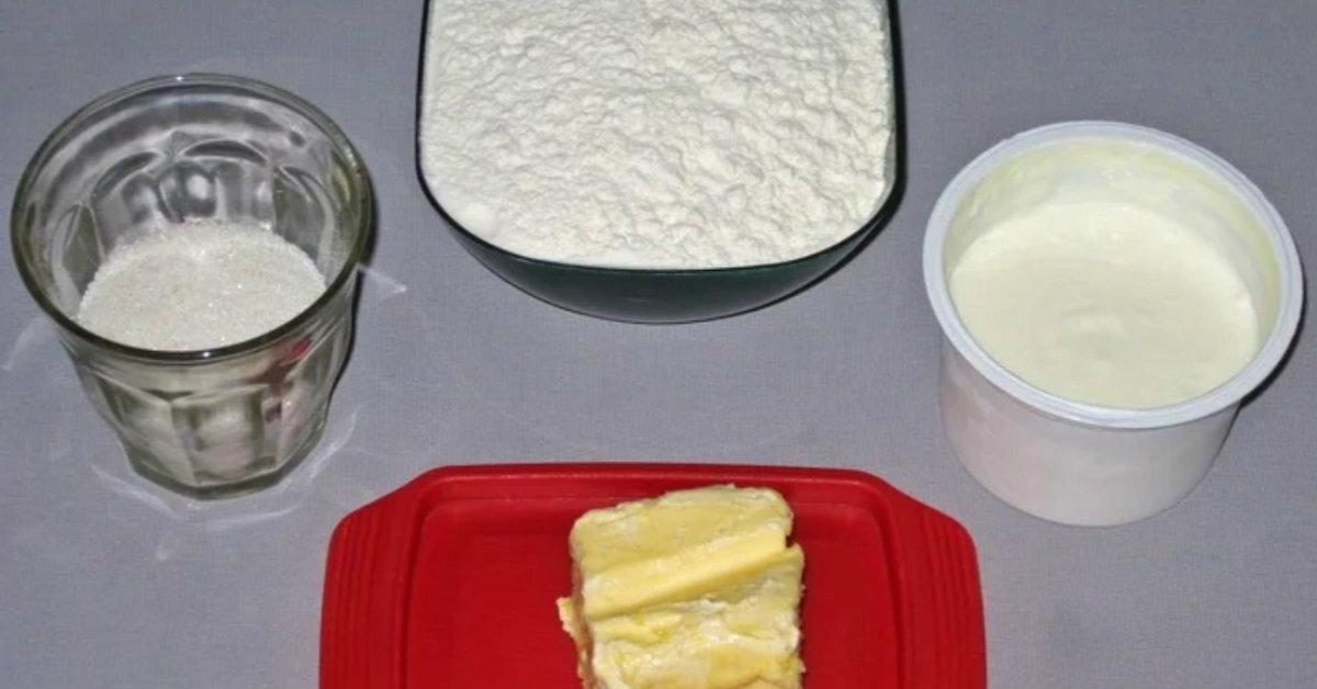 Нежное сметанное печенье «К чаю»: рецепт простейшей домашней выпечки