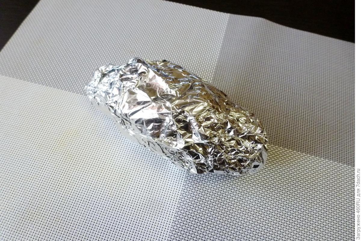 Запеченный батат