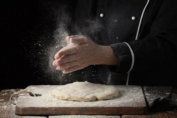 Рецепт тертого пирога на сливочном масле