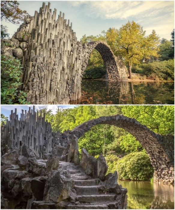 Чертов мост в Германии: великий гений архитектора или происки нечистого