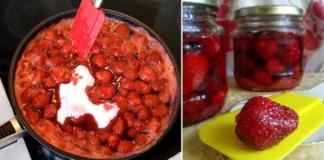 Рецепт «жареного» варенья на сковороде
