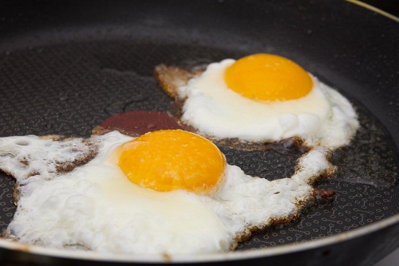 Восемь ошибок в приготовлении яиц