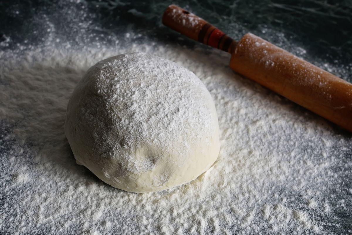 Рецепт хлеба на сковороде от работницы хлебзавода