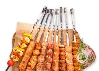 Сеть пивных ресторанов «Ерш»: закуски с мангала и вкусное пиво для гурманов